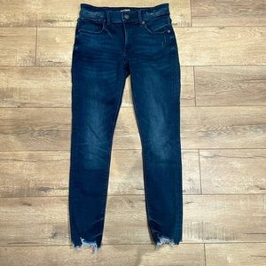 NWOT Express skinny jeans